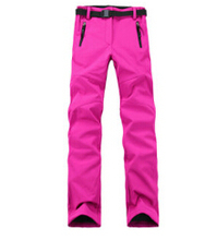 high quality brand sports pants -2015 New 9 colors  waterproof windproof  Outdoor sports pants Trousers women pants Hiking(China (Mainland))