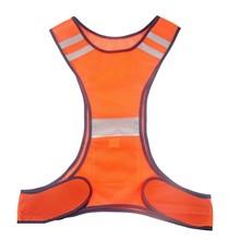 Высокая видимость светоотражающий Детская безопасность жилет оранжевый желтый флуоресцентный безопасности костюмы шестерни поставки для...(China)