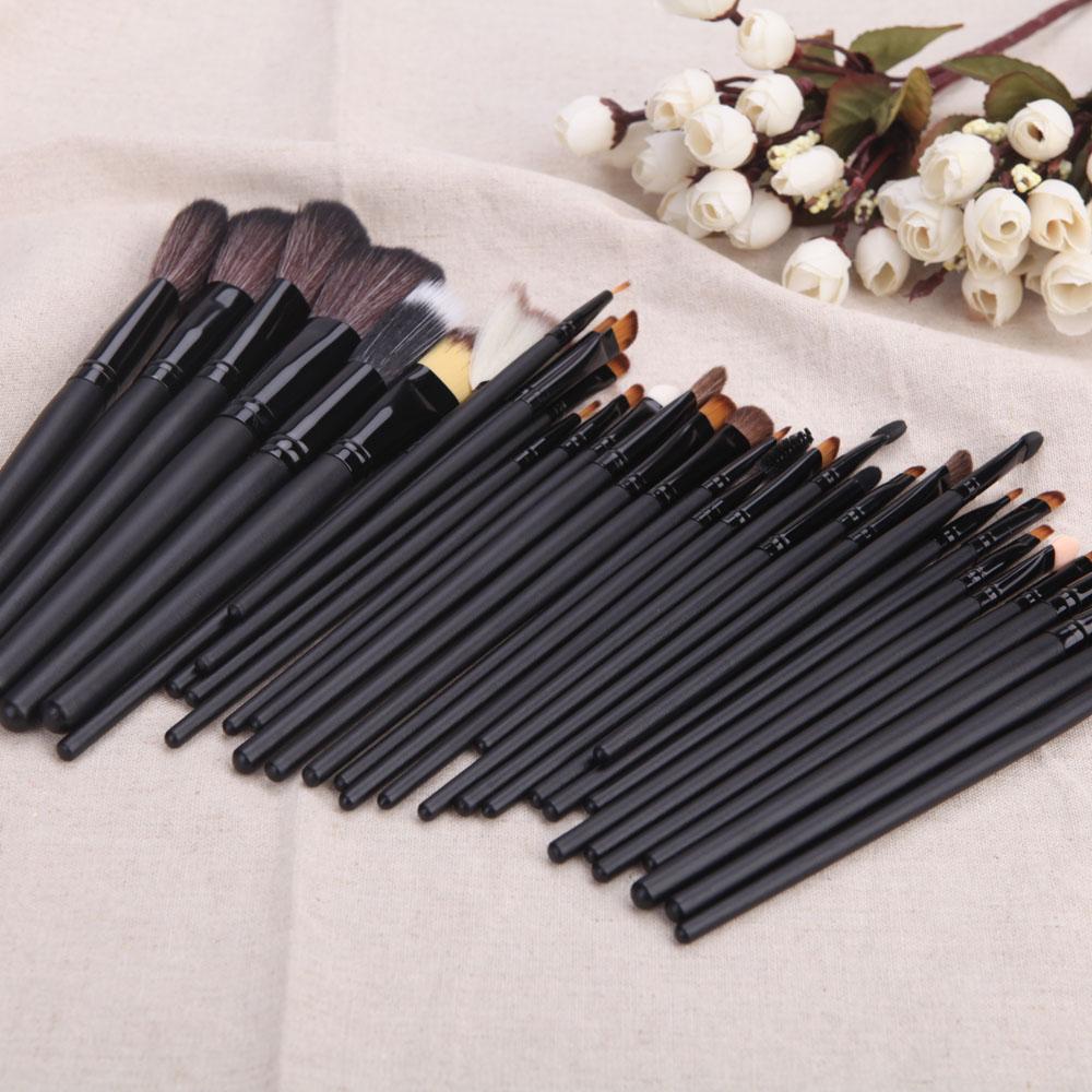 Кисти для макияжа Make up 35Pcs H12281 тушь make up factory make up factory ma120lwhdr04