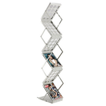 A4 Zip Up Literature Holder(Steel) / trade show product / Exhibition equipment / portable display / Indoor & Outdoor Promotion