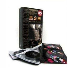 10PC KINGBOX Condom Sexy Condoms 10pcs Durable Anti Premature Ejaculation Delay wholesale sex products free shipping