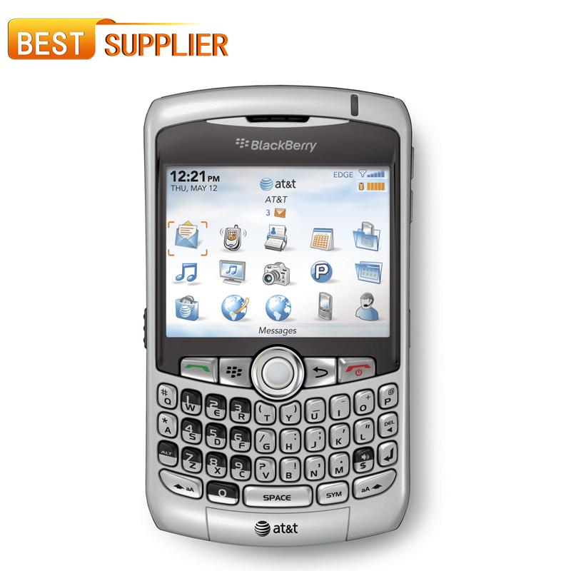 Original Blackberry Curve 8310 Unlocked Mobile Phone Refurbished(China (Mainland))
