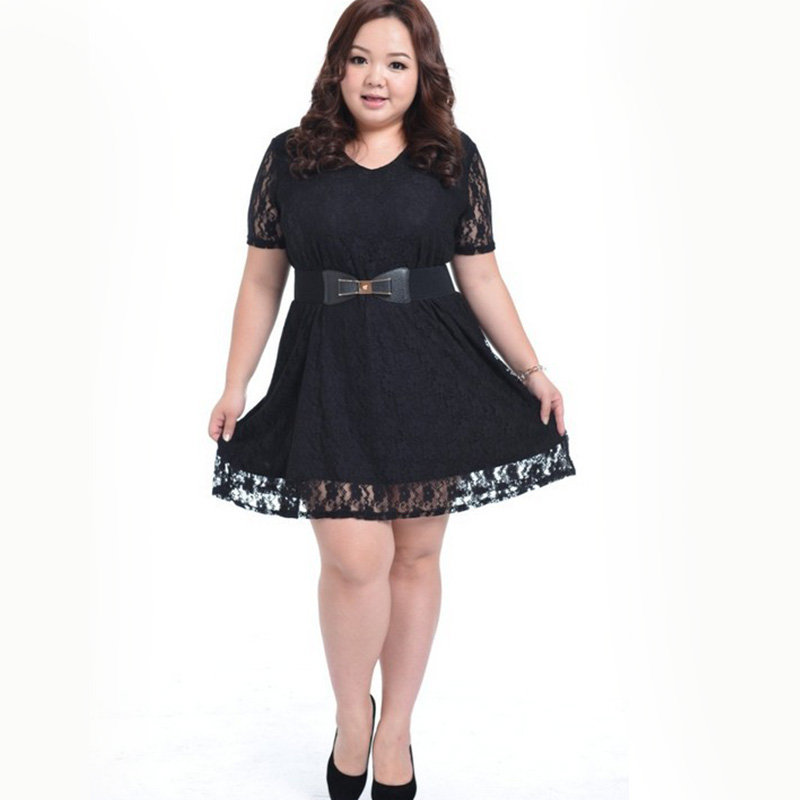 Clothing stores for large women