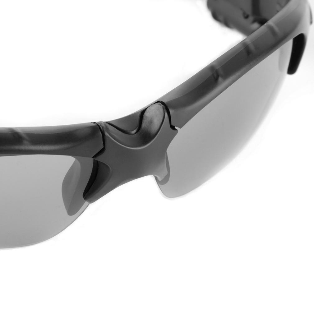 Наушники беспроводная наушников Bluetooth стерео музыка телефонный звонок руки солнечные очки для iPhone для Samsung