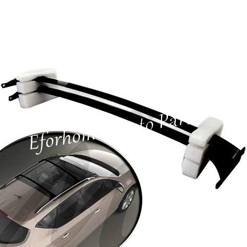 2009-2014 Murano for Nissan Roof Rack Cross Bars Car Roof Luggage Rack Aluminum Alloy OEM Style Free Shipping(China (Mainland))