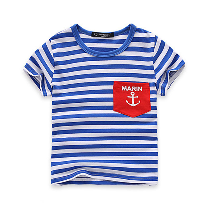 Hot 2016 New Fashion Boy Kids Summer T-Shirt with Cartoon design kids clothes Short Sleeve T Shirt t Clothes boys tops tees(China (Mainland))
