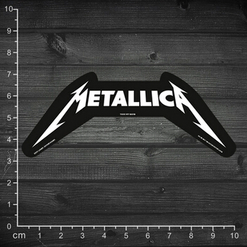 Single band METALLICA guitarist stickers laptop stickers waterproof case 1-41(China (Mainland))