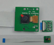 REV 1.3 5MP Webcam Video Camera Module Board 1080p 720p Fast For Raspberry Pi(China (Mainland))