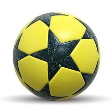 Новинка 2017 Премьер PU Футбол Официальный футбольный мяч Размеры 5 Размер 4 мяч Футбол Лиги чемпионов 2017 спортивный тренировочный мяч(China)