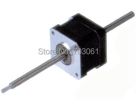 42mm Linear Step Motor Screw Stepper Motor T Tyle Lead
