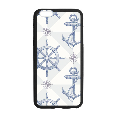 Droid X Phone Cases Cute and Funny Anchor Case for iPhone 6 Plus(China (Mainland))
