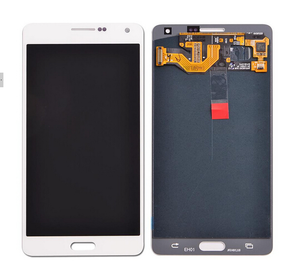 Original new lcd screen for samsung Galaxy a7 A7000 with touch display digitizer replacement assembly white and black golden