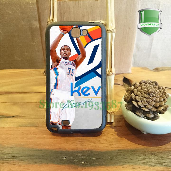 Kevin Durant KD original mobile phone cases for Samsung S3 S4 S5 S6 S6 edge Plus S7 S7edge note2 note3 note4 note5 S-508(China (Mainland))