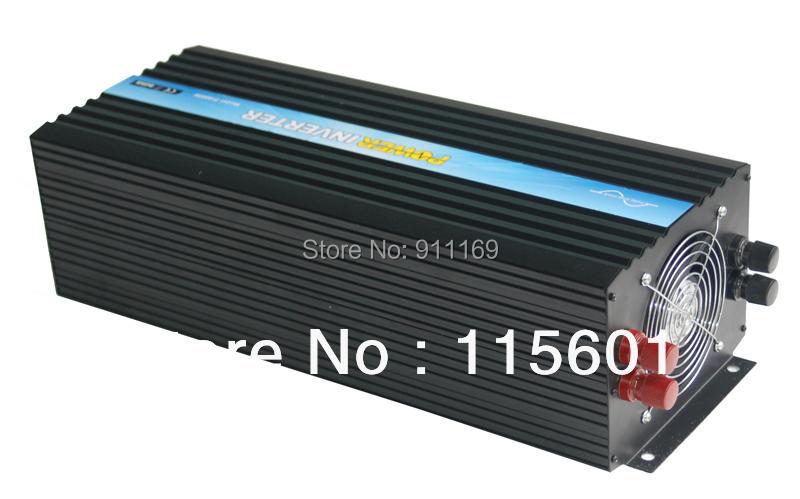 5000W Power Inverter DC 48V to AC 100V/110V/120V Pure Sine Wave Output & fast delivery(China (Mainland))