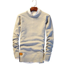 New Arrival Autumn Winter Warm Sweater Men Knitted Cashmere Wool Pullover Men Fashion casual O-Neck pullover MY014(China (Mainland))