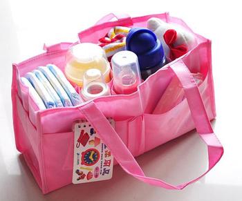 Портативный многофункциональный детские подгузник пеленки изменение сумка внутренний ...