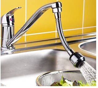 Kitchen Sink Faucet Hose : spray/ Faucet Sink Hose / Stainless Steel Collapsible Popular kitchen ...