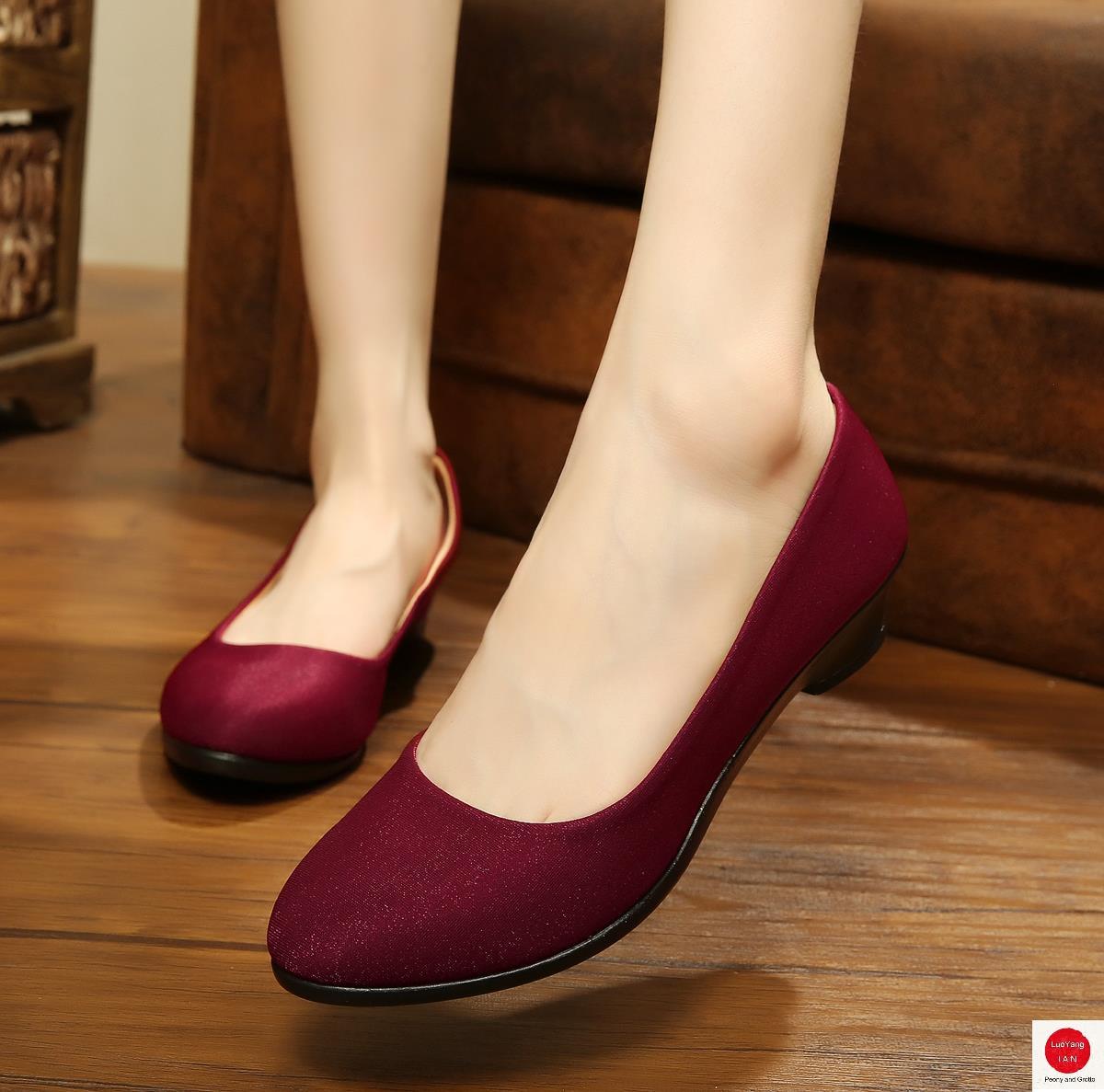 Aliexpress.com  Buy New 2016 Women Pregnant Shoes Work ...