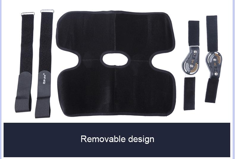 Knee Protector Injury Adjustable 14