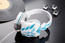 Stereo Gaming Headphone Earphones & Headphones Consumer Electronics Headset With Microphone Noise Canceling dj gamer #M