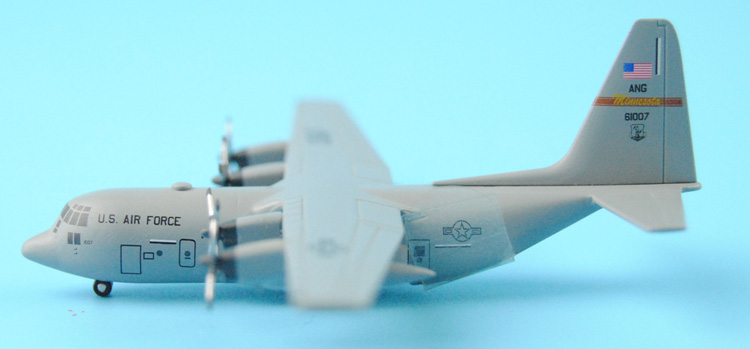 Dragon Wings US airforce Lockheed C-130H Hercule 56299 Minneapolis plane model military - Little Britain--Diecast & aircraft store