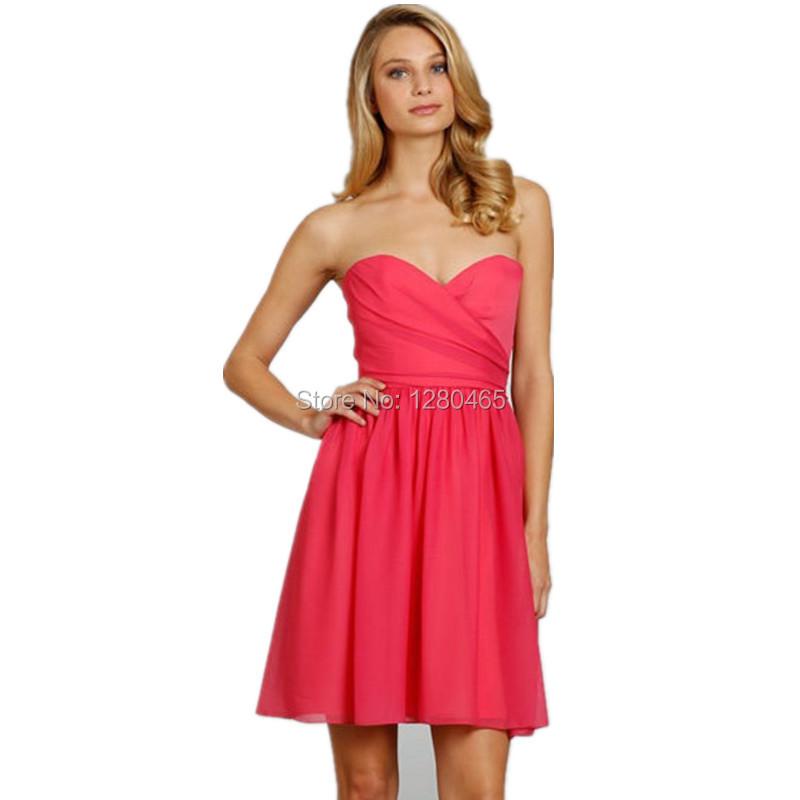 bridesmaid dresses under 50 coral 47