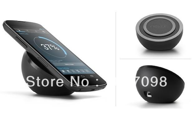 Non-slip Wireless Qi Power Charger Pad for Nokia Lumia 920 820 925 Google Nexus 4 5 Samsung Galaxy S4 S3 Galaxy Note 2(China (Mainland))