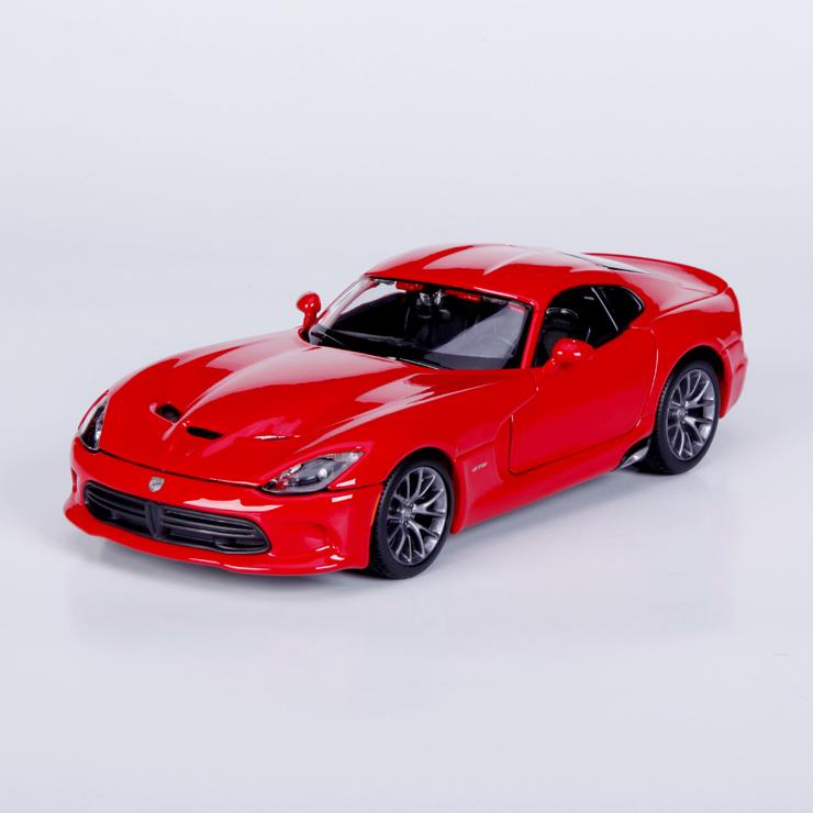 Dodge viper SRT 2013 alloy car model(China (Mainland))