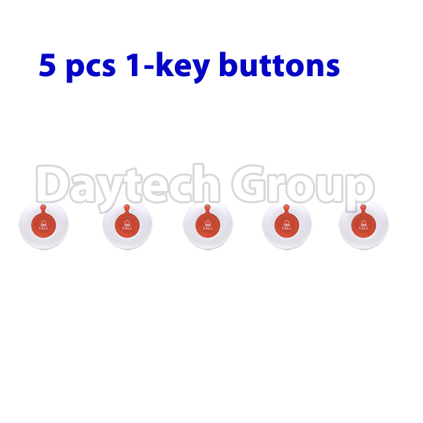 wireless table call button wireless service bell wireless restaurant call button(China (Mainland))