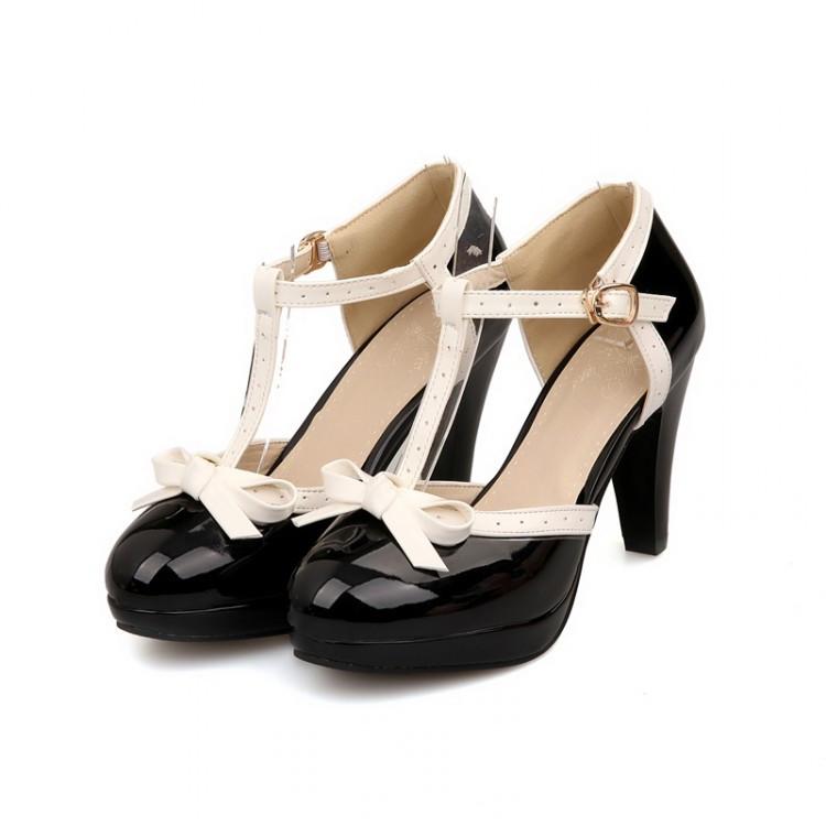 big size summer shoes sandal platform high heel