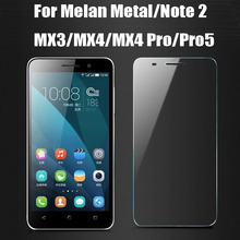 Buy Transparent film Ultra thin tempered glass Screen Protector Front Screen Film meizu meilan note 2 mx 3 4 pro 5 free for $2.25 in AliExpress store