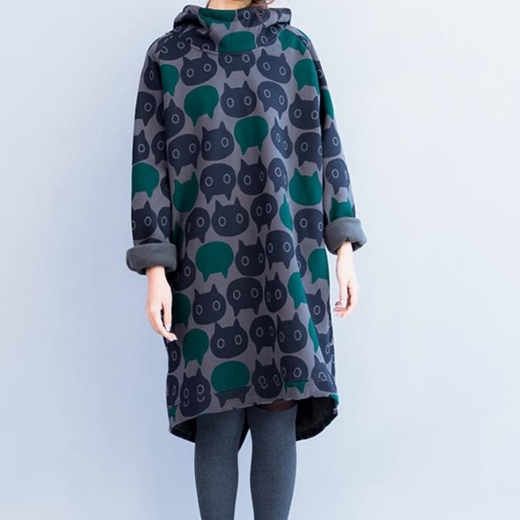 Пуловер с капюшоном женский доставка