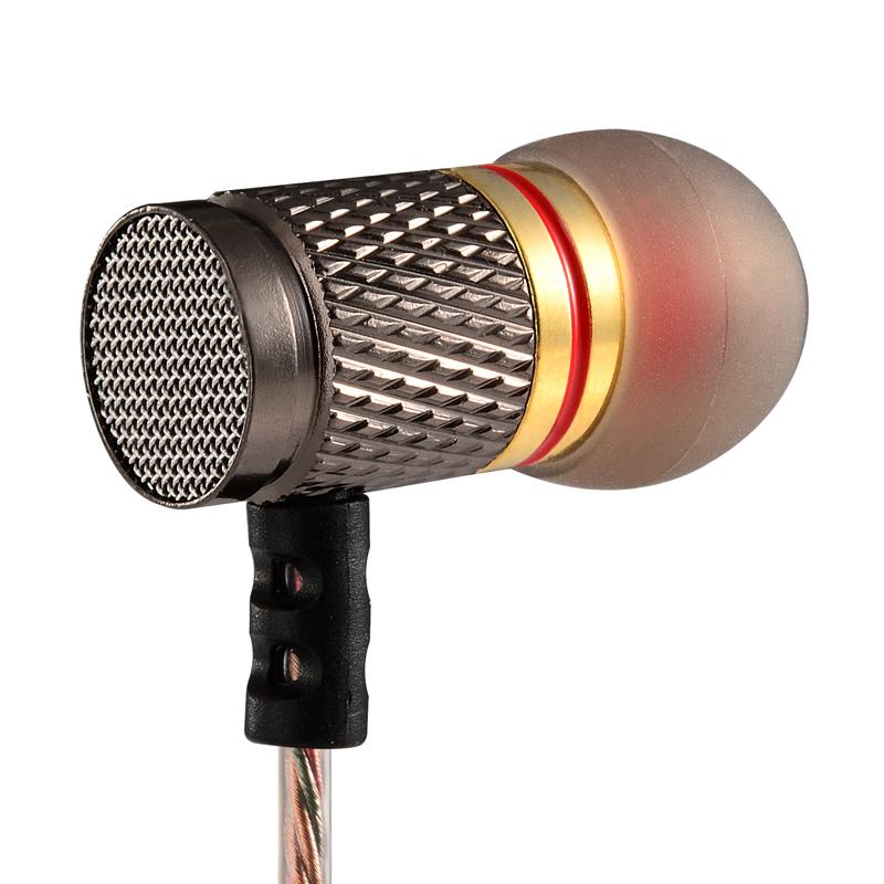 EDR1 In-Ear Earphone Professional Earphones in-ear Headset Metal Heavy Bass sound DJ MP3 Quality Headset Music fone de ouvido(China (Mainland))