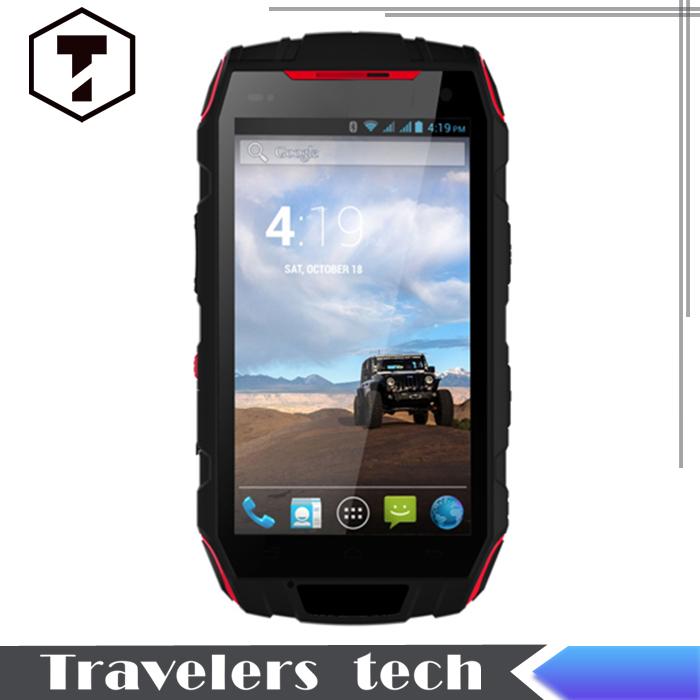 ALPS Q1 IP68 rugged Waterproof phone walkie talkie phone MTK6582 quad core 2GB RAM 16GB ROM Android 4.4 4000mah NFC snopow M8(China (Mainland))