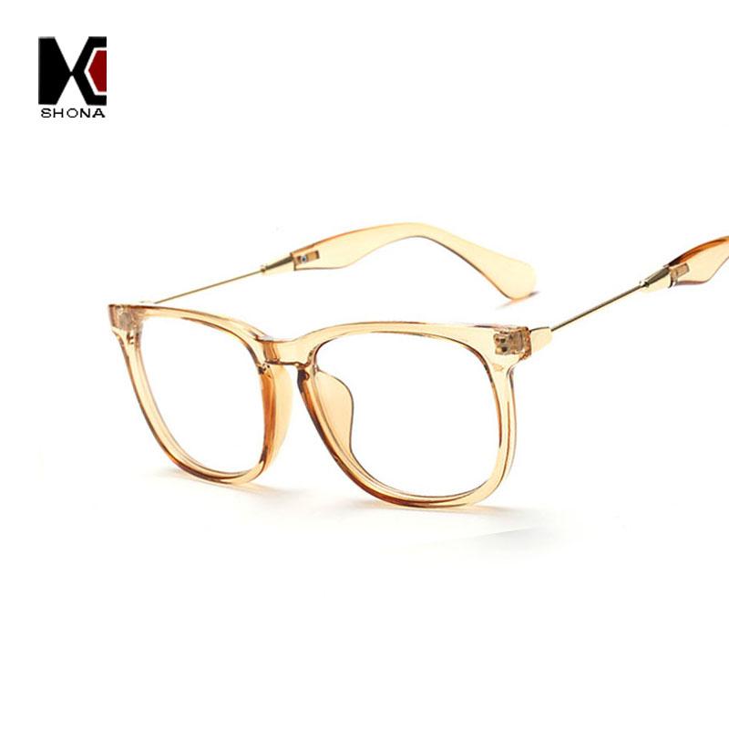 Square Designer Eyeglass Frames : Keyhole frames brand designer original clear lens glasses ...