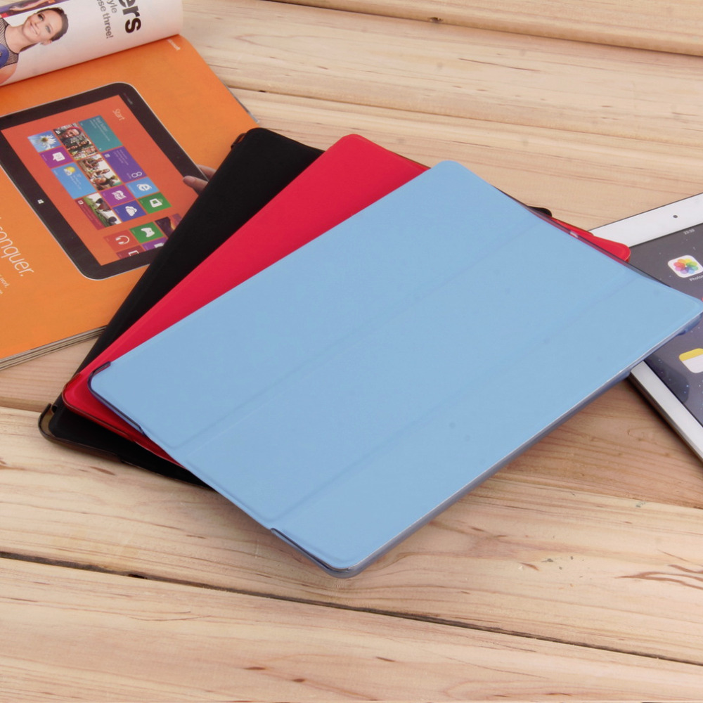 1pc New Smart Case For iPad Air,For iPad Air 2 Retina Slim Stand Leather Back Cover Hot Worldwide(China (Mainland))