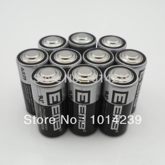 10Pcs/LOT EEMB ER14335 2/3AA 3.6V 1650mAh Lithium Battery Brand New(China (Mainland))