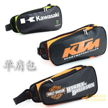 Free shipping new Outdoor sports bag KTM off-road motorcycle bag Waterproof shoulder bag chest bag motocross racing package