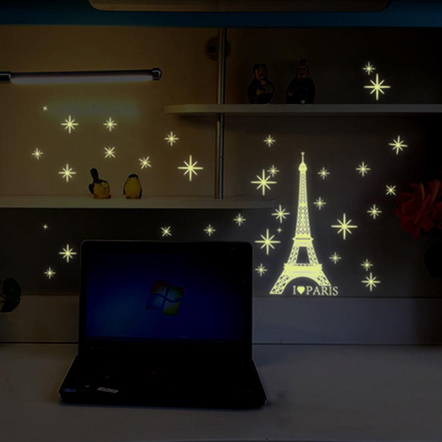 Schlafzimmer decke sternenhimmel: zw pcs led fiber optical star ...