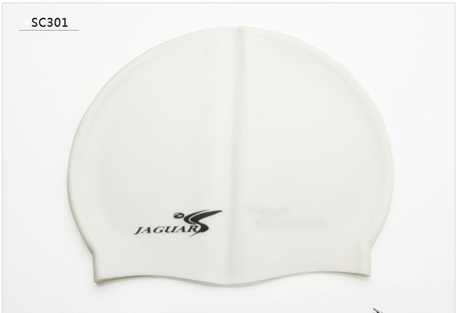 100% Silicone Swimming Cap