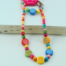 Young  handmade jewelry !Lovely jewelry set Young people lollipo necklace bracelet Fashion jewelry 0 CS12(China (Mainland))