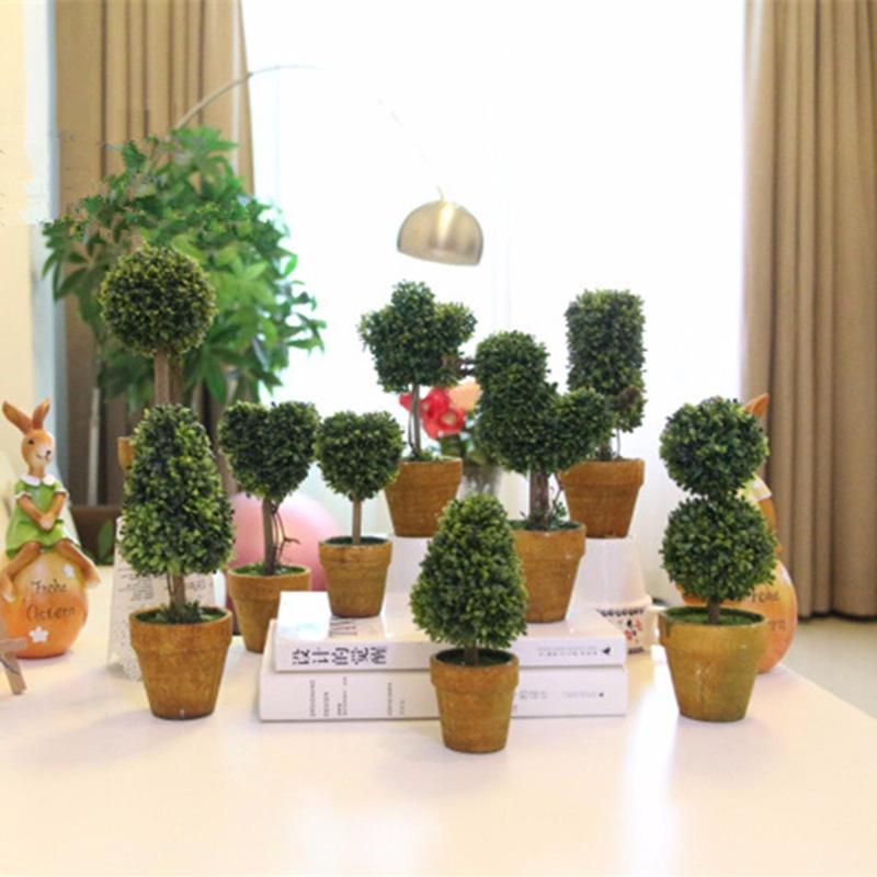 Faux plante en pot achetez des lots petit prix faux for Plante decorative exterieure