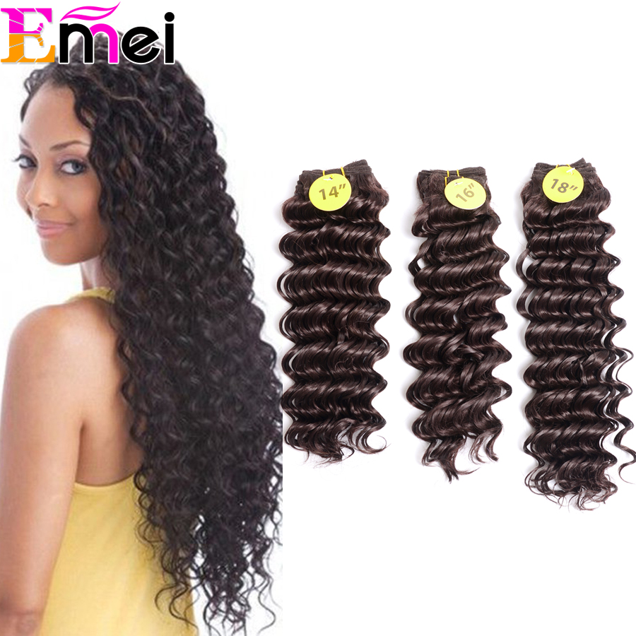Online get cheap hair extensions curling iron aliexpress 1pcfree shipping deep wave synthetic hair extension deep curly synthetic deep weave 14quot pmusecretfo Choice Image