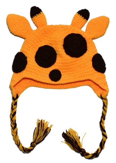 Free shipping New Handmade Baby cap Fashion Crochet Baby Caps Baby Knitted Caps Lovely spots Embroidery Baby Hat
