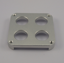 3 D printer accessory Ultimaker Print Head Hot End Holder Aluminum oxide PEEK plate for mounting the extruder hot end