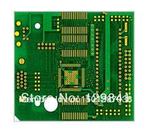 4 Layers PCB board , 4 layer pcb prototype making ,ENIG PCB gold plated ,PCB manufacturer(China (Mainland))