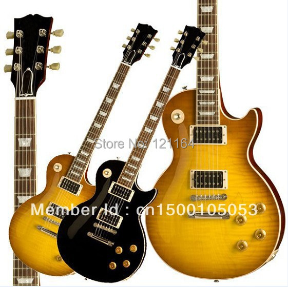 best china guitar shop Custom 1959 Reissue Iced Tea Guitar OEM Musical Instruments Free Shipping!!!!!(China (Mainland))