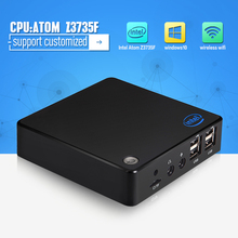 Factory Price Mini PC z3735f Industrial Mini PC Desktop Computers atom Z3735F 1.33GHZ Support MIC(China (Mainland))