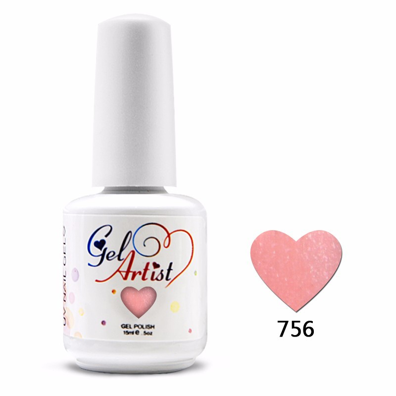 Gelartist gel nails _756