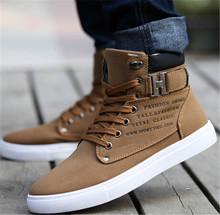 1 pair uomo scarpe sapatos femininos tenis masculino primavera zapatos de uero para hombres zapatos casuales tela botas YL871485(China (Mainland))